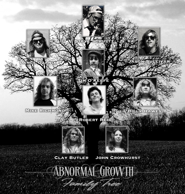 Abnormal Growth Family Tree